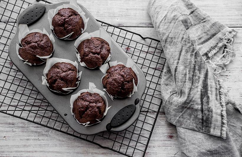 chocolate muffins 01