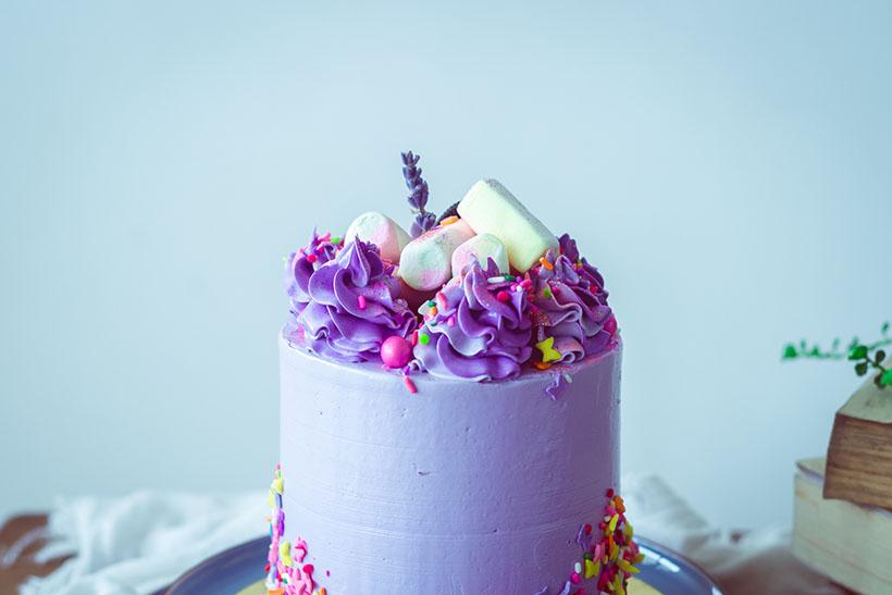princess purple cake _04