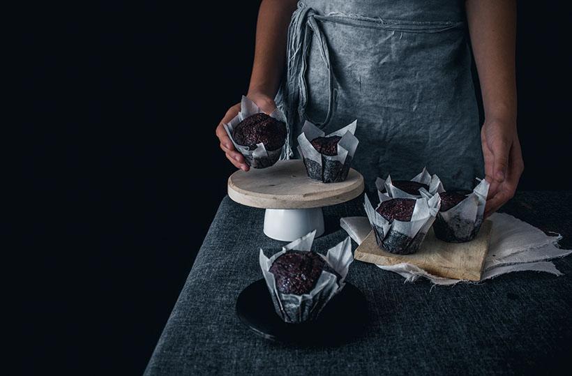 Chocolate Muffins 03
