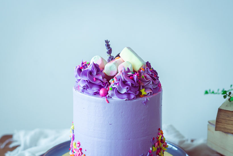 princess purple cake _04
